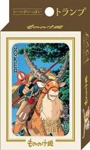 Mononoke Hime Premium Playing Cards