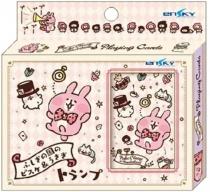 Piske & Usagi in Wonderland Playing Cards Box