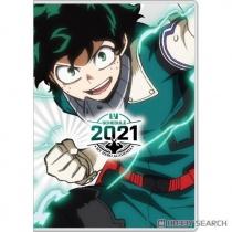 My Hero Academia 2021 Schedule Book