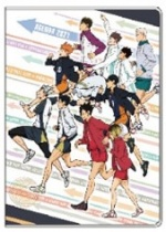 Haikyu!! TO THE TOP 2021 Schedule Book