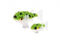 nanoblock Mini Series Green Spotted Puffer (Kugelfisch)