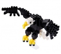 nanoblock Mini Series Bald Eagle