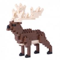 nanoblock Mini Series Irish Elk