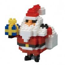 nanoblock Mini Series Santa Claus Version 2