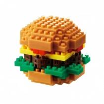 nanoblock Mini Series Hamburger