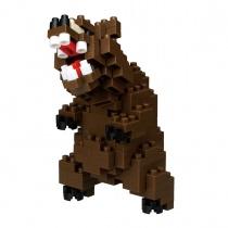 nanoblock Mini Series Grizzly Bear