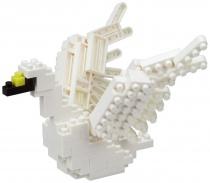 nanoblock Mini Series Swan