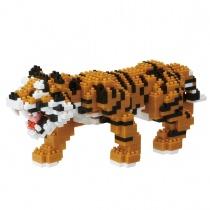 nanoblock Animal Deluxe Series Bengal Tiger