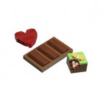 nanoblock Mini Series Chocolate