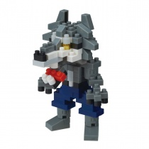 nanoblock Mini Series Werewolf