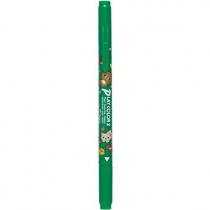 Rilakkuma × PLAY COLOR 2 Felt-Tip Pen - Green