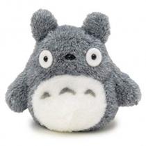 Grey Totoro Bean Bag Plush
