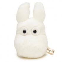 Totoro White Beads Plush (small)