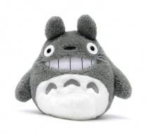 Totoro Laughing Funwari Bean Bag Plush (M)