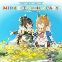 MONSTER HUNTER XX MIRACLE MILK TEA