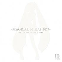 "Hatsune Miku ""Magical Mirai 2017"" Hatsune Miku 10th Anniversary Edition"