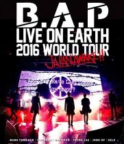 B.A.P - LIVE ON EARTH 2016 WORLD TOUR JAPAN AWAKE!! Blu-ray