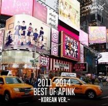 Apink - 2011-2014 Best of Apin -Korean Ver.-