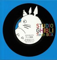 "Studio Ghibli 7"" Vinyl Box"