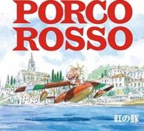 Porco Rosso Image Album Vinyl LP