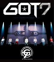 GOT7 - 1st Japan Tour 2014 'Around The World' In Makuhari Messe Blu-ray