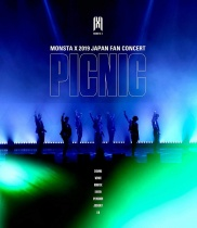 "MONSTA X - Japan Fan Concert 2019 ""Picnic"" Blu-ray"