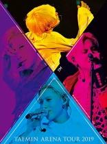 TAEMIN - Taemin Arena Tour 2019 -XTM- Blu-ray LTD