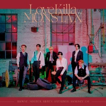 MONSTA X - Love Killa-Japanese ver.- Type A LTD