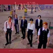 MONSTA X - Love Killa-Japanese ver.- Type B LTD