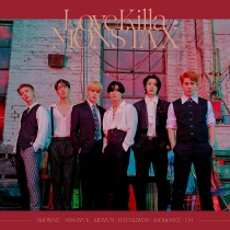 MONSTA X - Love Killa-Japanese ver.-