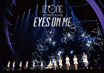 IZ*ONE - 1st Concert In Japan [Eyes On Me]  Tour Final -Saitama Super Arena- (Limited Edition) Blu-ray