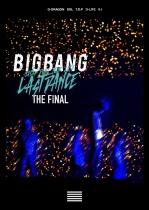 BIGBANG - JAPAN DOME TOUR 2017 -LAST DANCE-: THE FINAL Blu-ray