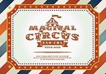 "EXO-CBX - ""MAGICAL CIRCUS"" TOUR 2018 Blu-ray LTD"