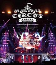"EXO-CBX - ""MAGICAL CIRCUS"" TOUR 2018 Blu-ray"