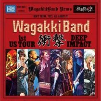Wagakki Band - 1st US Tour Shogeki - DEEP IMPACT -