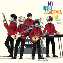 My Hero Academia 2nd OST