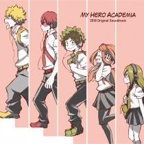 My Hero Academia 2018 OST