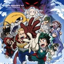My Hero Academia 4th Original Soundtrack