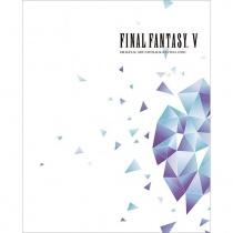 FINAL FANTASY V OST REVIVAL DISC Blu-ray