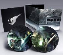 Final Fantasy VII Remake and Final Fantasy VII Vinyl Box