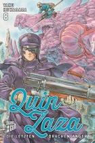 Quin Zaza - Die letzten Drachenfänger 8