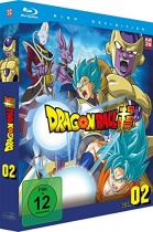Dragon Ball Super - Vol. 2. Arc: Goldener Freezer - Blu-ray