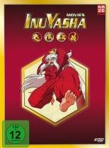 Inu Yasha - Movies 1-4 Box