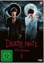 Death Note - TV Drama- Vol. 1 DVD