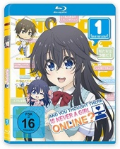 And you thought there is never a girl online? - Vol.1 Blu-ray