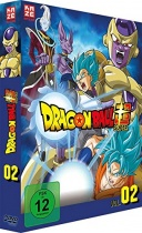 Dragon Ball Super - Vol. 2. Arc: Goldener Freezer - DVD