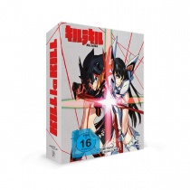 Kill la Kill - Gesamtausgabe Blu-ray