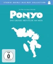 Ponyo das grosse Abenteur am Meer Blu-ray