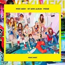 Weki Meki - Mini Album Vol.1 - WEME (KR)