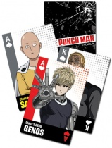 One-Punch Man Playing Cards (2)